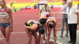 Легкая атлетика в Москве