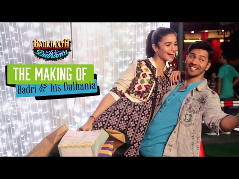 Thumbnail: The making of Badri and his Dulhania - Badrinath Ki Dulhania | Varun Dhawan | Alia Bhatt