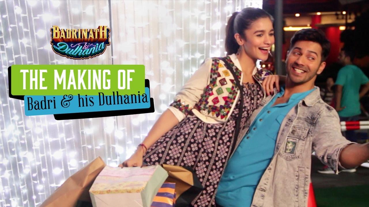 Download The making of Badri and his Dulhania - Badrinath Ki Dulhania | Varun Dhawan | Alia Bhatt