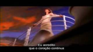 Play Video 'Celine Dion -  My Heart Will Go On ( tradução)'