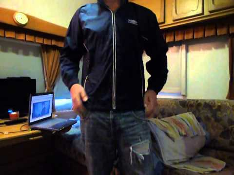 umbro rain jacket