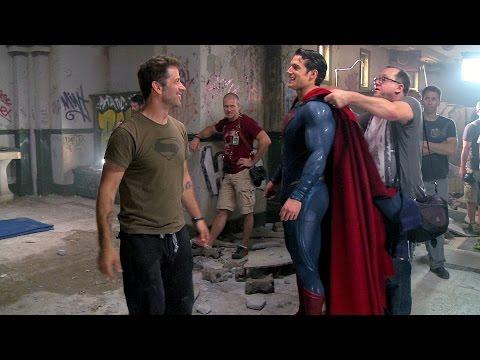 Clark Kent \ Superman 'Batman v Superman' Featurette [+Subtitles]