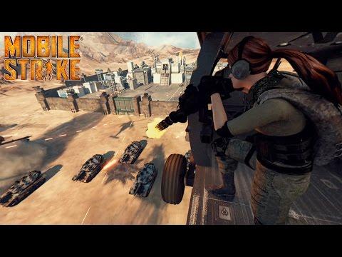 Mobile Strike: Chopper Assault 360°