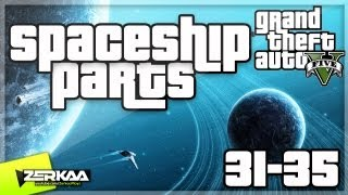 GTA V Spaceship Parts (31-35)