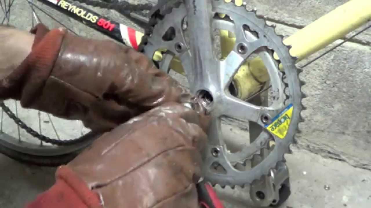 Shimano 105 crank removal youtube shimano 105 crank removal solutioingenieria Gallery