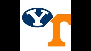 BYU Tennessee Football Game Highlights 9/7/19