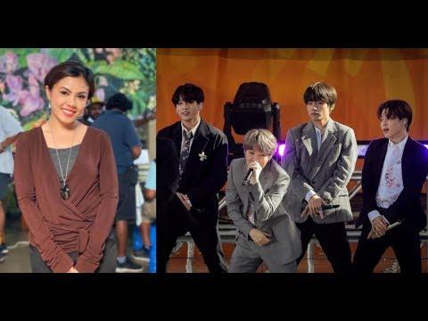 Download BTS fans hit back at local actress Tiz Zaqyah for criticising K-pop group's lyrics