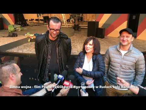 Joanna Kulig, Borys Szyc i Tomasz Kot o swoich rolach w Zimnej Wojnie