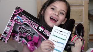 MONSTER HIGH DOLL HUNTING AGAIN! SHOPPING HAUL!  |  KITTIESMAMA