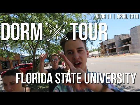 DORM TOUR VLOG | Florida State University