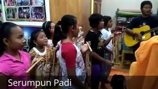 Serumpun Padi & Que Sera Sera by Rumah Belajar Kita