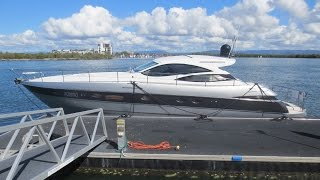 Pershing 50 Sport Yacht for sale Gold Coast Queensland Australia