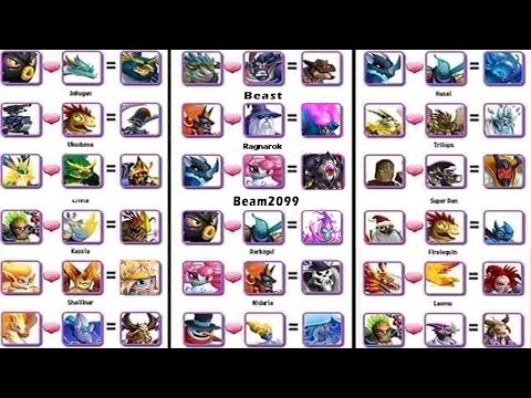 HOW TO 58 BREED LEGENDARY FREE In MONSTER LEGENDS