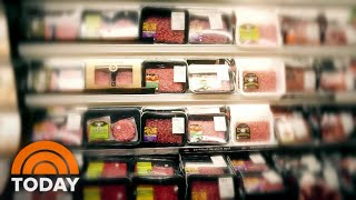 Grocery Store Prices Skyrocket As Families Struggle Financially | TODAY