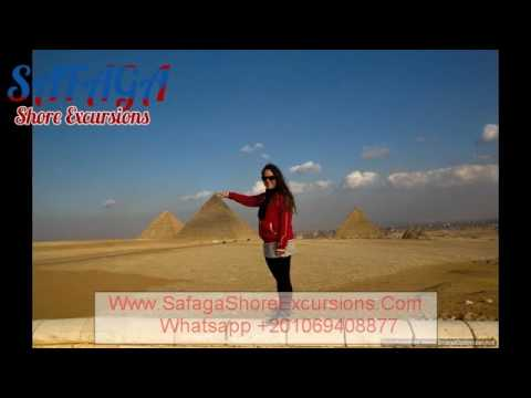 Cairo and Giza Pyramids from Port Said | Safaga Shore Excursions