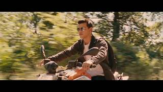 Taylor Lautner in Aprilia Shiver 750 /Abduction 2011
