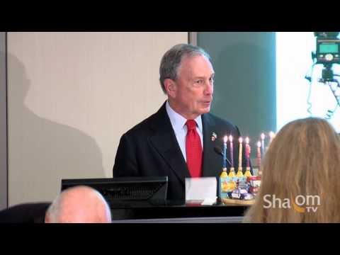 Farewell to Mayor Michael Bloomberg