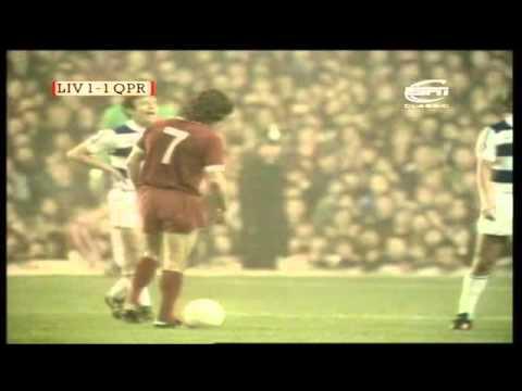 Liverpool 3-1 QPR 1976-77