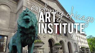Art Institute of Chicago | CHICAGO | Travel