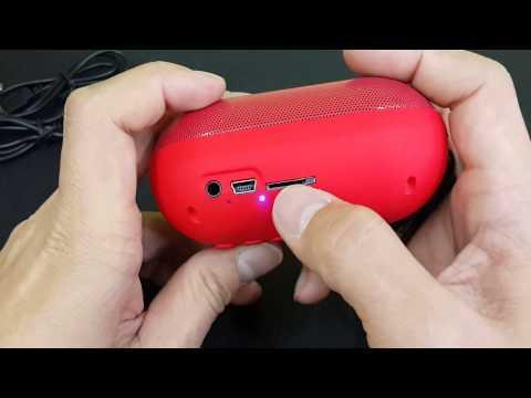 Review Portable YPS B15 Mini Bluetooth Speaker FM MP3 Player (HD)