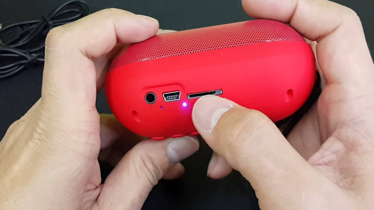 Review Portable Yps B15 Mini Bluetooth Speaker Fm Mp3 Player Hd