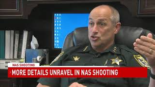More details unravel in NAS Pensacola shooting investigation - NBC 15 WPMI