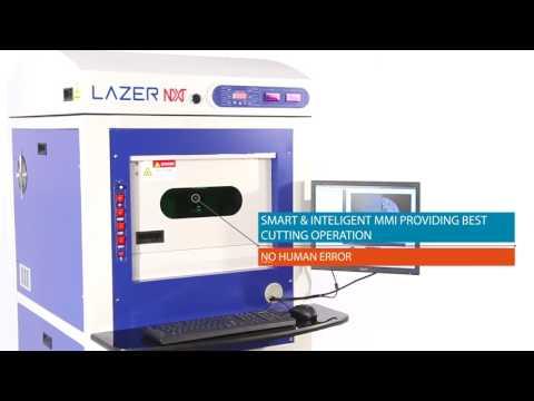 Laser NXT Diamond Cutting Machine by Sahajanand Technologies Private Limited, Surat
