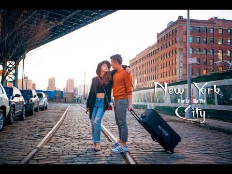HUY LE & GIA THY | NEW YORK CITY | MUSIC VIDEO