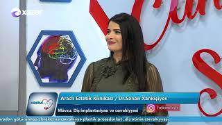 Diş implantasiyası və cərrahiyyəsi - Həkim İşi 09.11.2018