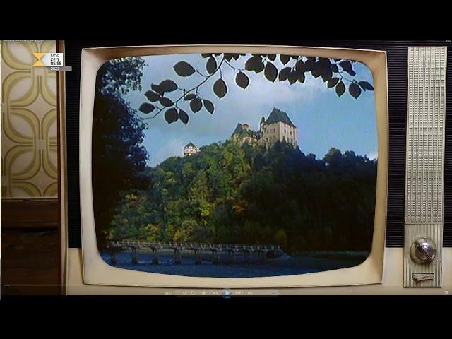 Ausflug zum Schloss Burgk | Fernsehjahr 1985