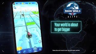 Jurassic World Alive: Boss Raid Update | Jurassic World