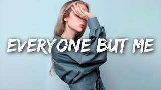 Marielle Kraft - Everyone But Me (Lyrics)