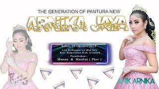 Gambar cover Live New ARNIKA JAYA ( Anik Arnika ) Di Desa Pegagan Lor Kapetakan Cirebon