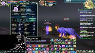 PWI - Assassin Skills 1-100 - _Skai_ - Raging Tides