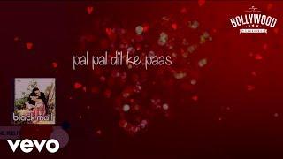 Kishore Kumar - Pal Pal Dil Ke Paas (From 'Blackmail')