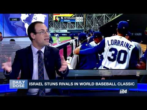 DAILY DOSE   Israel's Baseball Team Heads For Home
