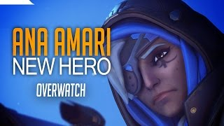 Overwatch Ana - Hero Abilities Guide and Lore Breakdown