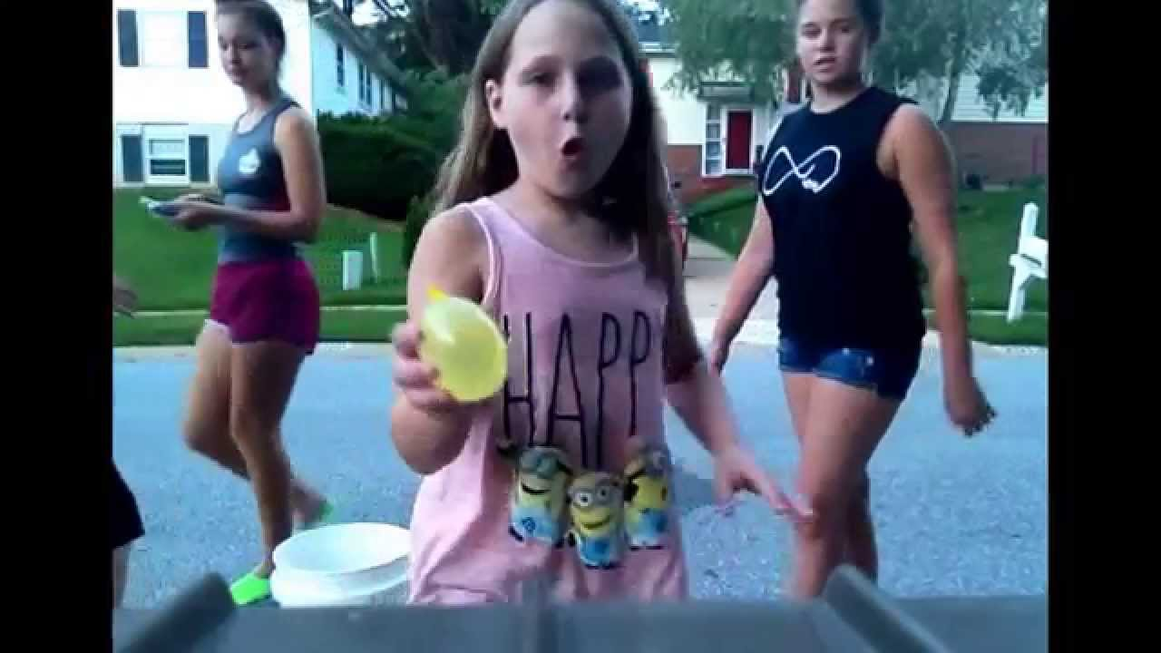 Fun things to do in the summer with water balloons youtube for Fun things to do with water balloons