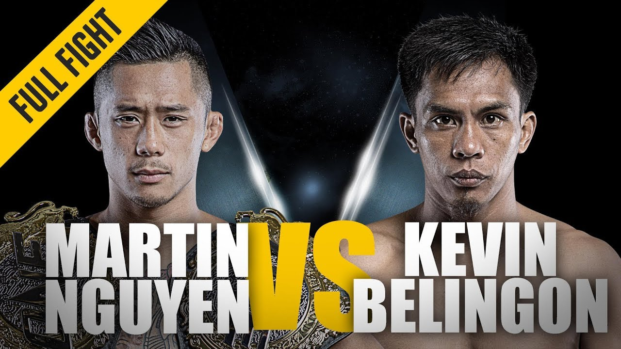 Download ONE: Full Fight | Martin Nguyen vs. Kevin Belingon | Battle For The Belt | July 2018