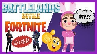🔴BATTLELANDS ROYALE🔴The SCAR is to OP! Gift tournament! Fortnite Account Chance of Winning! German