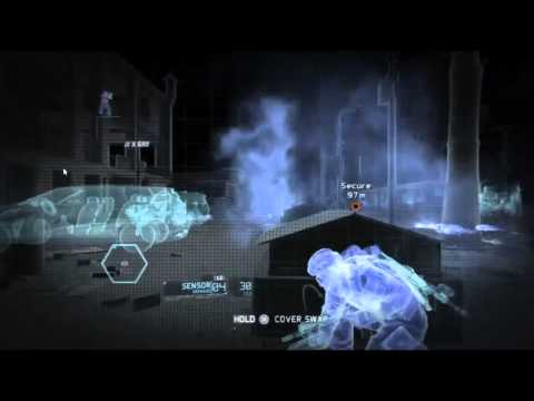 Russia : Moscow - Ghost Recon Future Soldier Walkthrough Elite Difficulty 720p HD 3D by Redwolfx