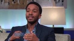 Andre Holland talks Oscars