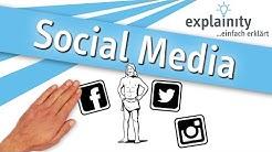Social Media einfach erklärt (explainity® Erklärvideo)