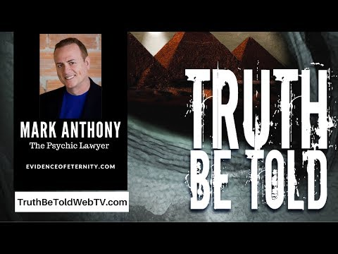 Sacred Sites Through The Eyes of The Psychic Lawyer Mark Anthony
