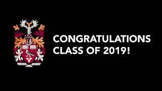 Convocation 2019 - McKeil School of Business, Media & Entertainment thumbnail