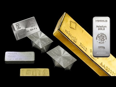 Palladium May Soon Be Worth More Than Gold!