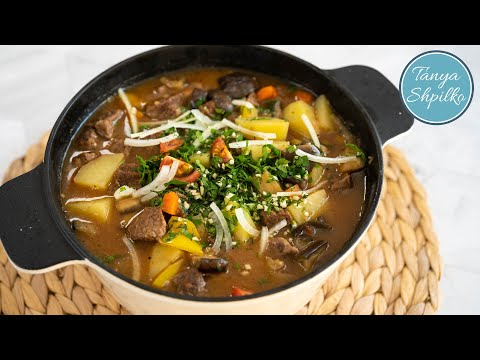 Мамины «ЧАНАХИ»   вариация на тему грузинской кухни   Chanakhi – Beef Stew   Tanya Shpilko