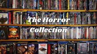 My Horror Blu-ray and Dvd medi…