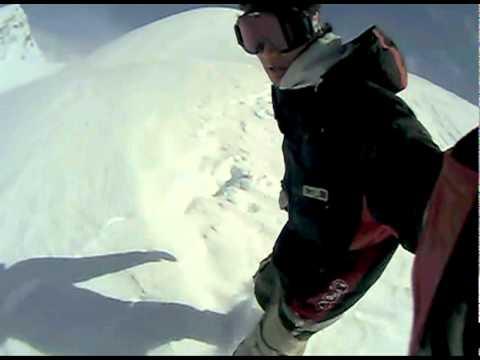 Furlan Snowboard la Clusaz.mov