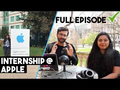 HOW DID SHE GET INTERNSHIP AT APPLE? - Full Episode